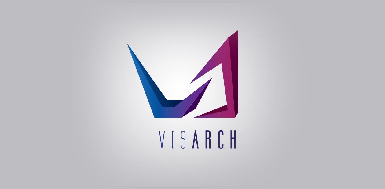 exhibition design Visarch logo