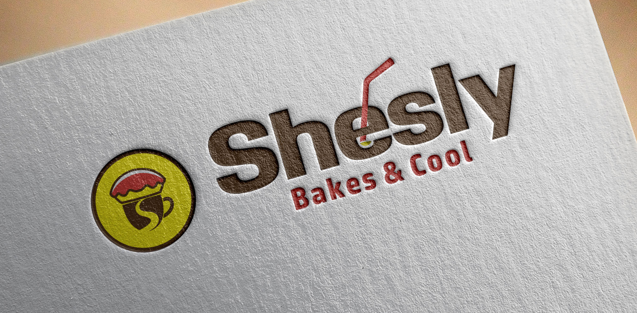 Food logo and letterhead designs