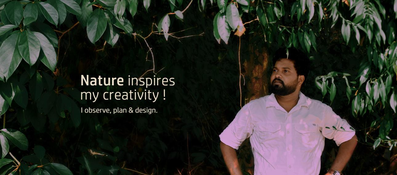 Freelance Graphic designer from kerala subhash chandran