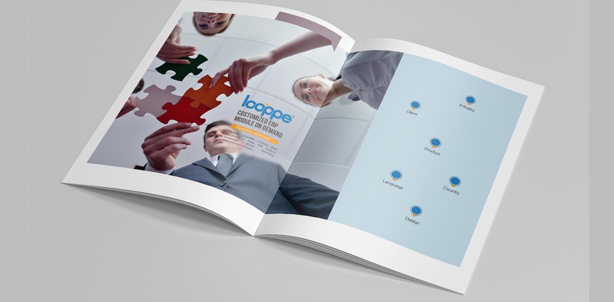 brochure design subhash chandran