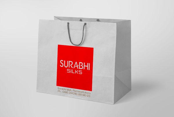 brand promotion Surabhi silks