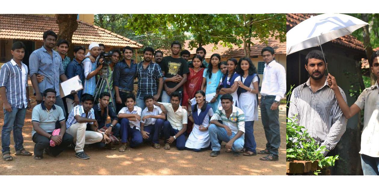 short film workshop for students